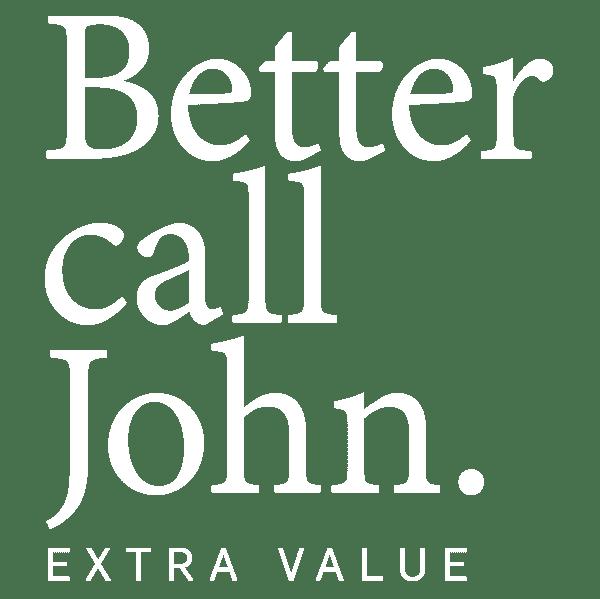 Better call John.